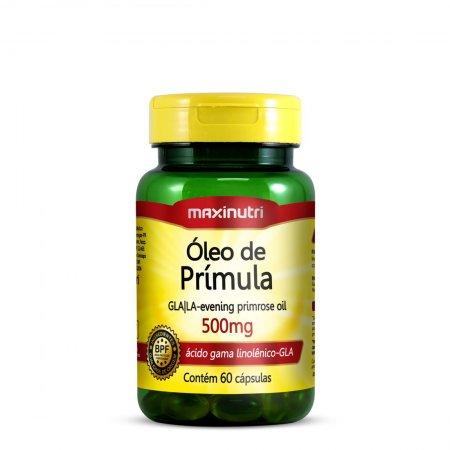 Óleo de Prímula 500mg C...