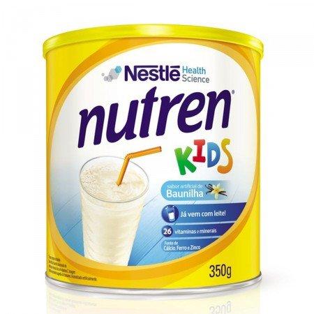 NUTREN KIDS Baunilha 350g