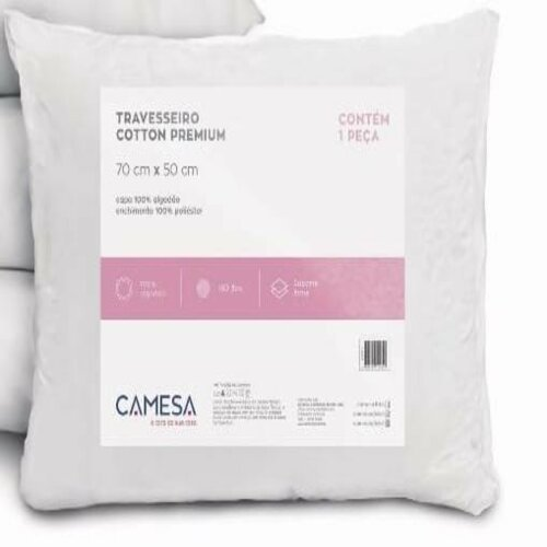 Travesseiro Cotton Premium