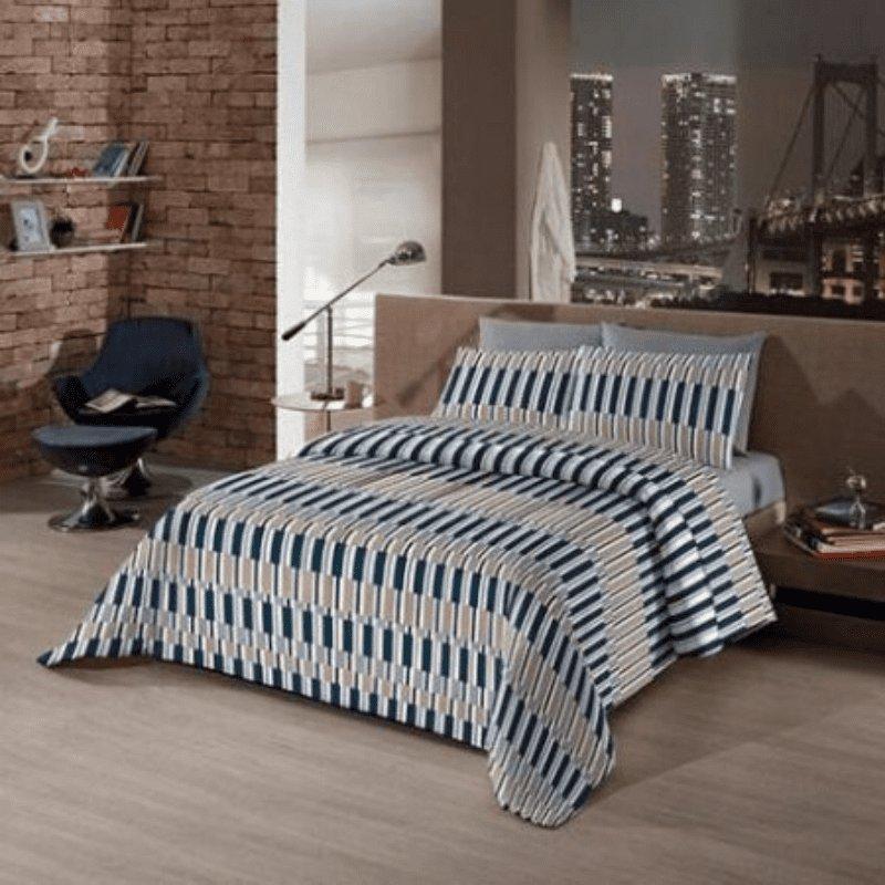 Kit Cama Bed in a Bag  Borgo Casal 7 peças