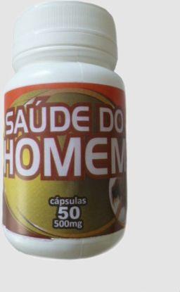 CÁPSULA DE SAÚDE DO HOMEM