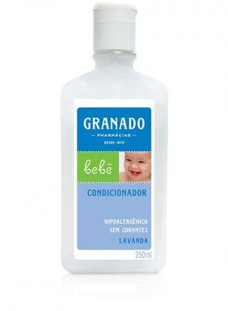 Condicionador Granado Bebe Lavanda 250ml