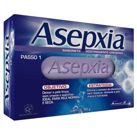 Asepxia Sabonete Antiacne Adstringent...