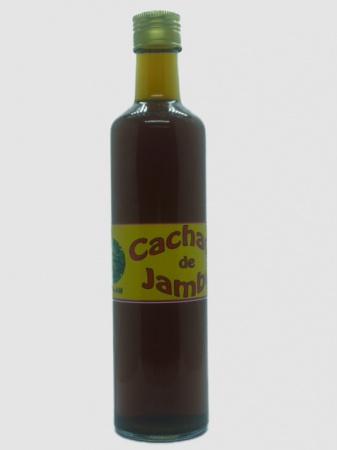 CACHAÇA DE JAMBU  -  500ml