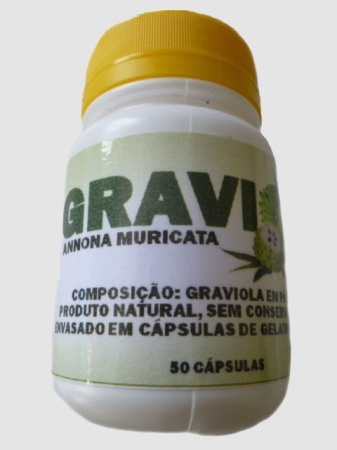 CAPSULA DE GRAVIOLA