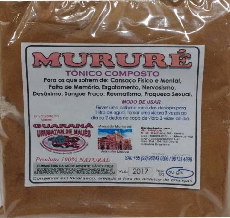 MURURÉ - 50g