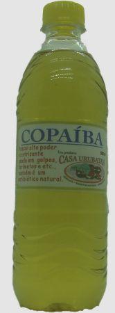 ÓLEO DE COPAIBA Óleo de copaíba 500ml