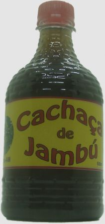 CACHAÇA DE JAMBU 500ml PET