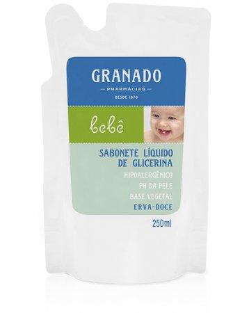 Sabonete Liquido Granado Bebe Erva Do...