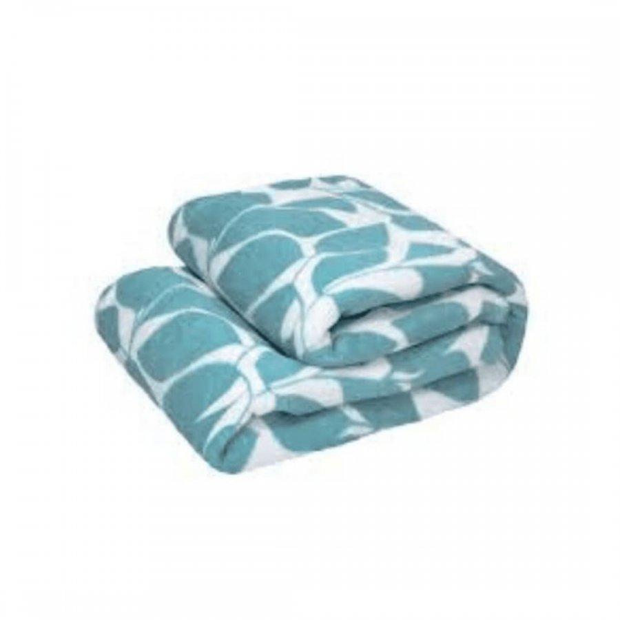 Cobertor Microfibra Solteiro REMIX   FOLHAS