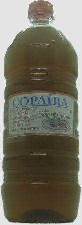 COPAIBA ESCURA óleo de copaíba escura 1 litro