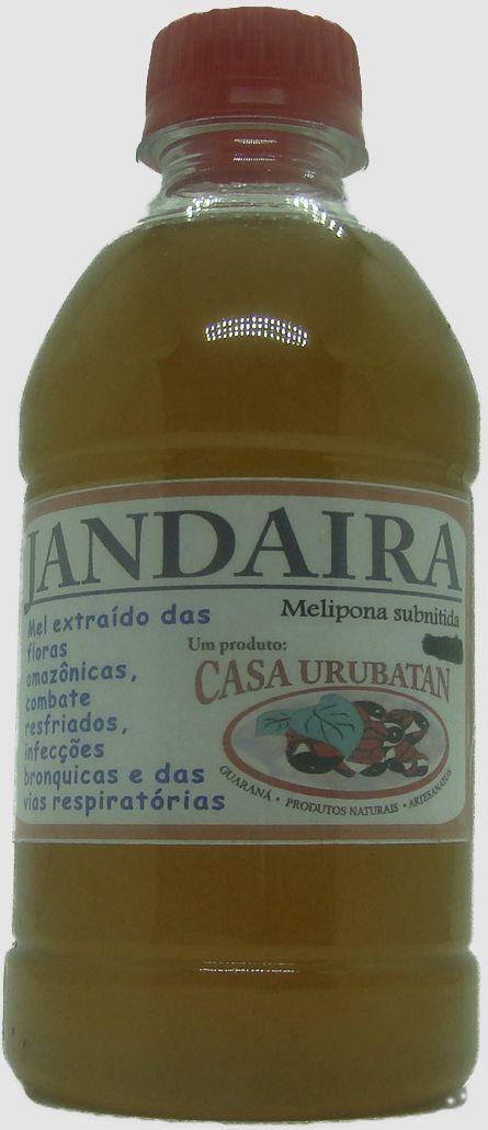 MEL DE ABELHA JANDAIRA 300ml