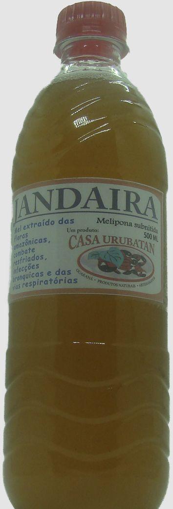 MEL DE ABELHA JANDAIRA 500ml