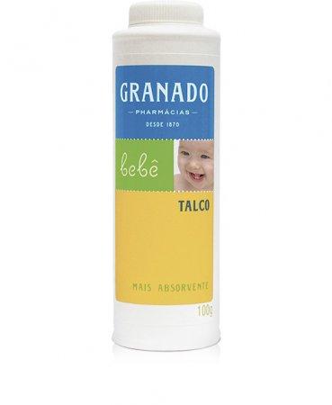 Talco Granado Bebe 100g