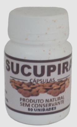 CAPSULA DE SUCUPIRA