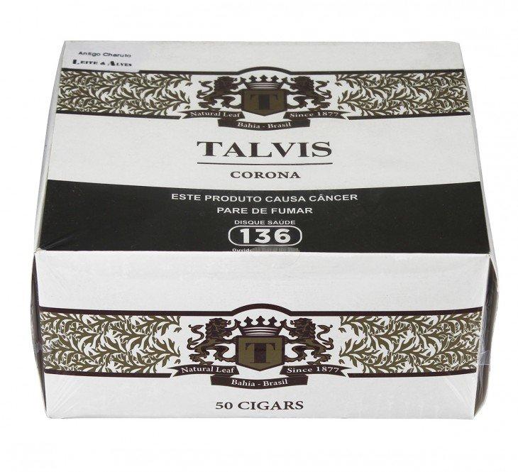 Charuto Talvis Chocolate