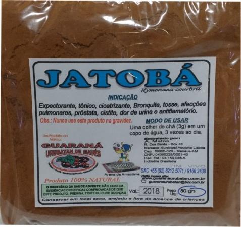 JATOBÁ EM PÓ - 50g