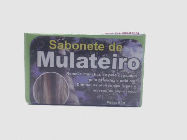 SABONETE DE MULATEIRO - 50g