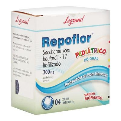 <p>Repoflor 200mg Sache C/4 Envelopes</p>