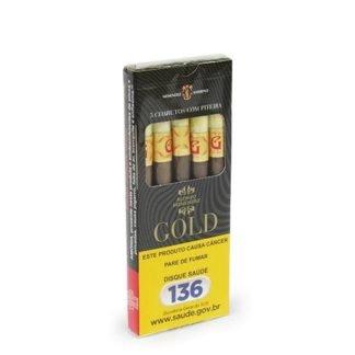 Cigarrilha Gold
